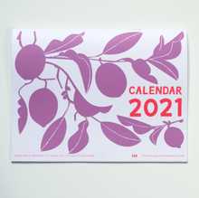 Load image into Gallery viewer, 2021 Beautiful and Delicious Fruits Calendar