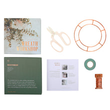 Load image into Gallery viewer, Wreath Workshop Kit - The Floral Society