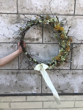 Load image into Gallery viewer, Textural Wreath - Large