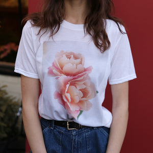 Garden Rose Graphic Tee