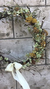 Textural Wreath - Large