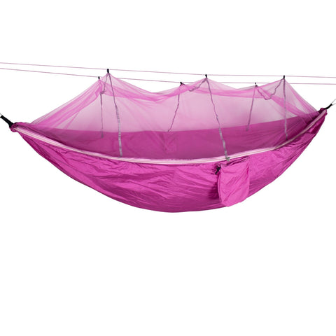 The MeshGuard Mosquito Proof Hammock