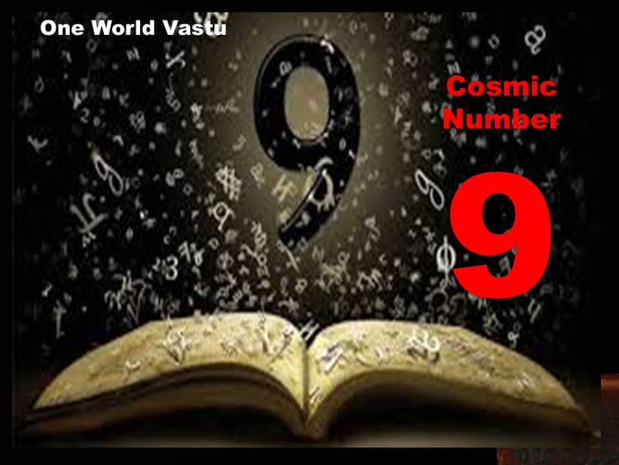 Significance of Cosmic Number 9