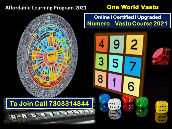Don't Be Confused, Listen Why You Should Do Numero Vastu Course ?