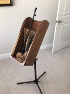 The Bagpipe Stand-Price Includes Delivery!