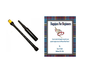 Bagpipes For Beginners Getting Started Kit