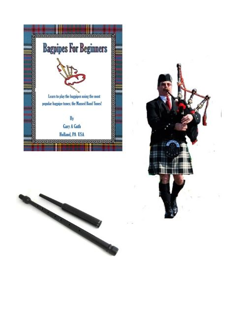Bagpipes For Beginners Getting Started Program
