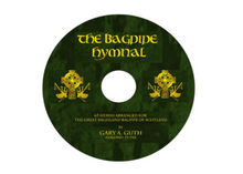 Load image into Gallery viewer, Bagpipe Hymnal-64 Church Hymns Arranged For the Bagpipe!  (Available in Hard Copy and Digital Download)
