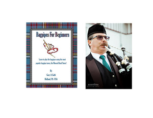 Bagpipes For Beginners Book and Audio