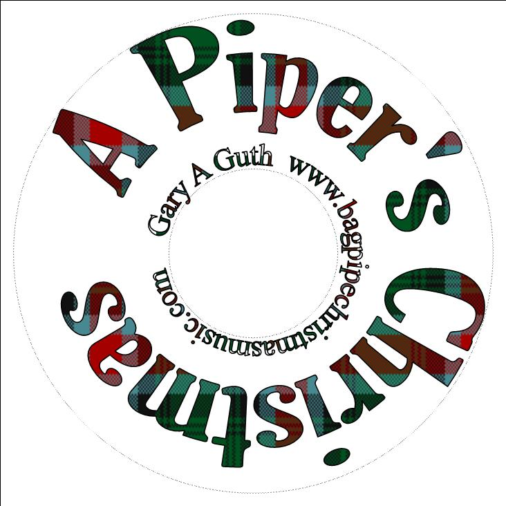 A Piper's Christmas- Practice Chanter Audio to accompany the