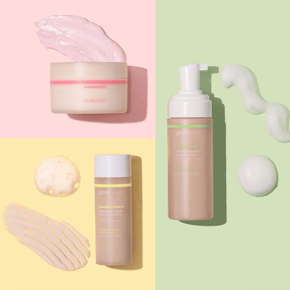 cleanser trio ($102 value)