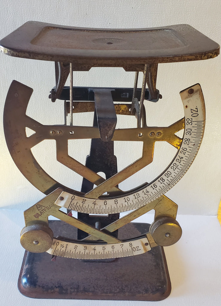 Antique Bilateral Scale