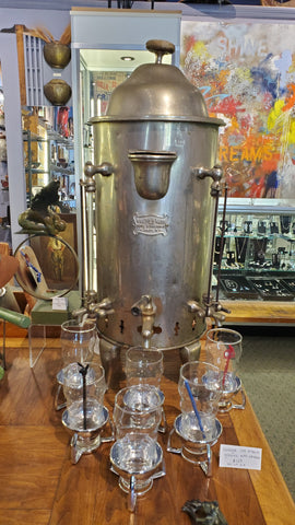 Antique CA 1920 Horton & Wade Coffee Urn