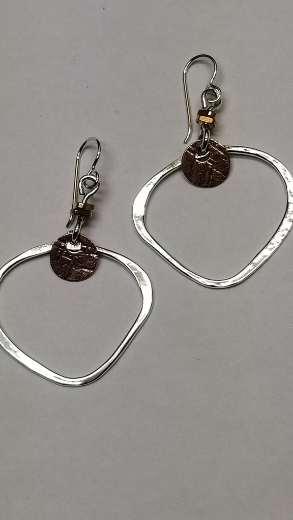 Sterling and Mixed Metal Organic Open Hoops
