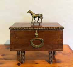 Equestrian Box by Mindy Yanish