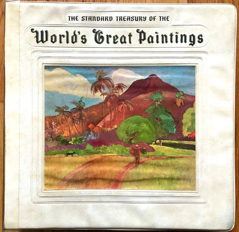 World's Great Paintings  ca. 1960