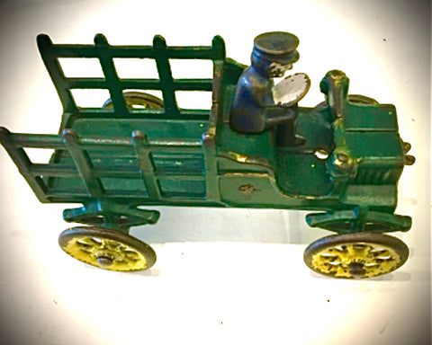 Antique Kenton Toy Delivery Truck