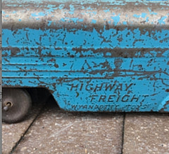Antique Highway Freight Wyandotte Toy Truck ca. 1930