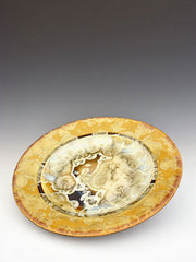 Magnificent Large Ceramic serving platter