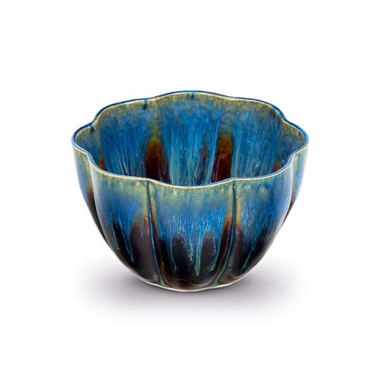 Small Flower Bowl by Paul Born