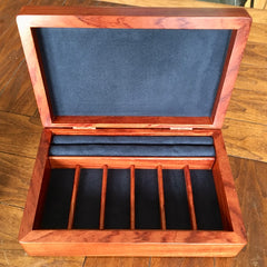 """Meadow"" Jewelry/Valet Box"