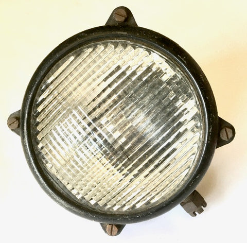 "Antique ""Guide"" Tractor Lamp"