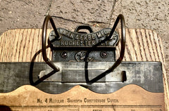Antique Clipboard with Compressor Cover