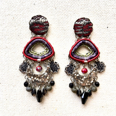 Amara Earrings by Ayala Bar