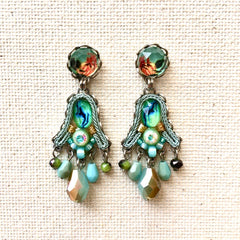 Turquoise Dreams Earrings by Ayala Bar