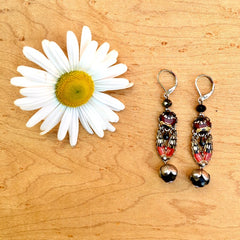 Autumn Dangle Earrings by Ayala Bar