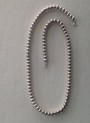 Handmade Sterling Necklace by Lola Dawn