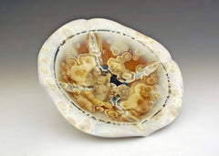 Bent Platter Bowl - functional art at its best