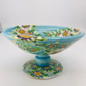 SECOND - Pedestal Bowl