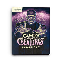 Load image into Gallery viewer, Campy Creatures Expansion 1