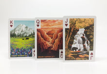 Load image into Gallery viewer, Parks Playing Cards - Green Deck