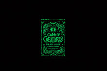 Load image into Gallery viewer, Campy Creatures Dead-Luxe Playing Cards