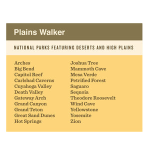 PARKS Memories: Plains Walker