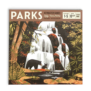 Celebrate the US National Parks with a gift of PARKS the board game
