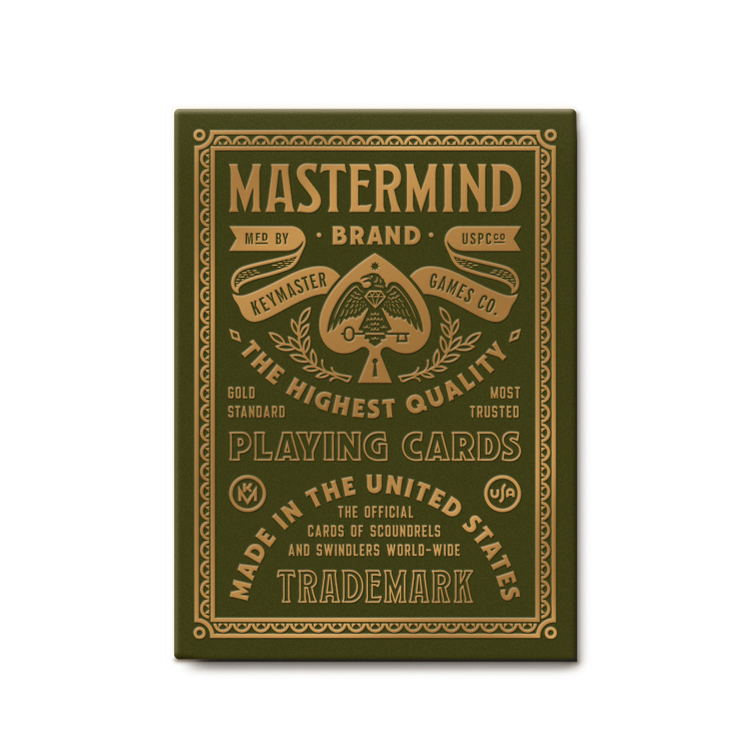 Mastermind Playing Cards