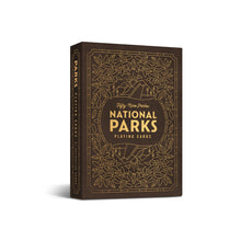 Load image into Gallery viewer, Parks Playing Cards - Brown Deck