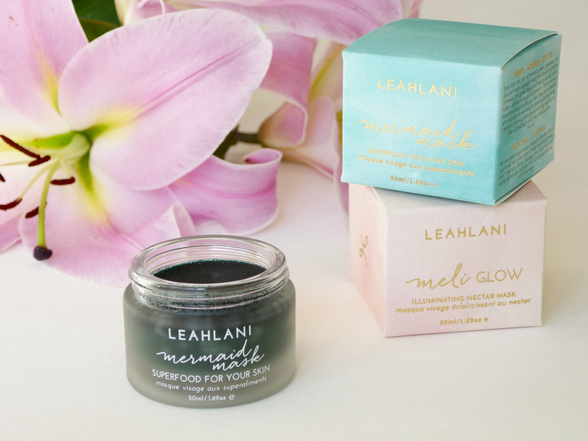 Leahlani Mermaid Mask or Meli Glow - which one to choose?