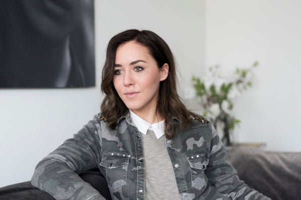Episode 2 with Denise Roobol, founder of the namesake vegan bag label