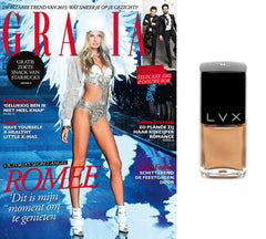 LVX Monarch in Grazia Netherlands