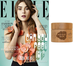 Mahalo Balm in ELLE March 2016