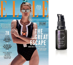 MUN No.1 Aknari Brightening Youth Serum Elle July 2015