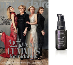 Mun No1 Aknari Brightening Youth Serum Marie Claire December 2015