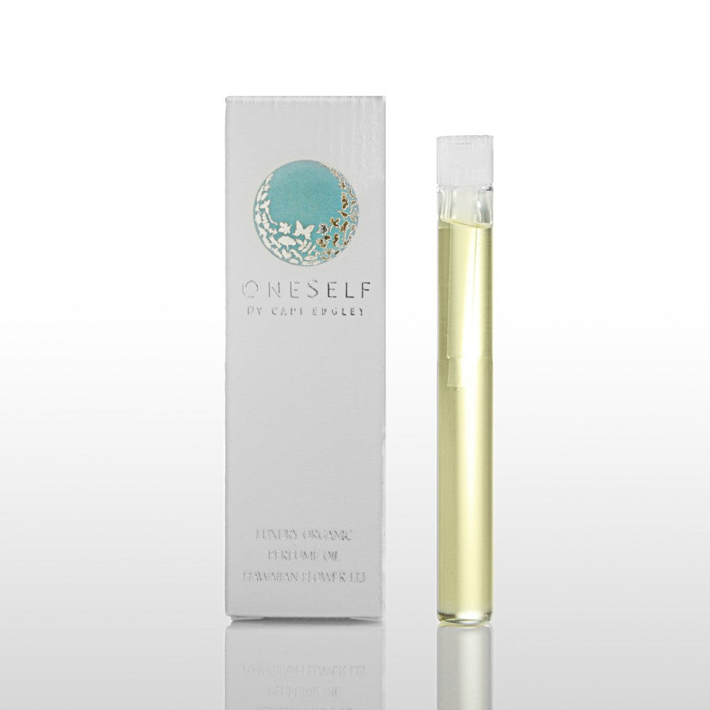 Oneself Organics Hawaiian Flower Lei Perfume Sample