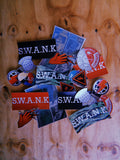 S.W.A.N.K Assorted Decal Stickers - Pack