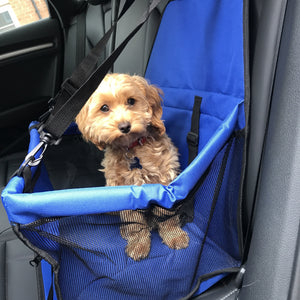 Cool Paws Car Seat