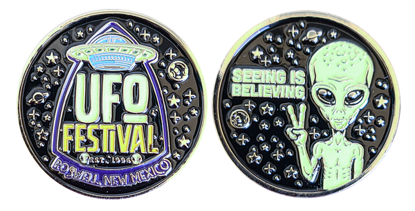 Official Custom Commemorative Coin